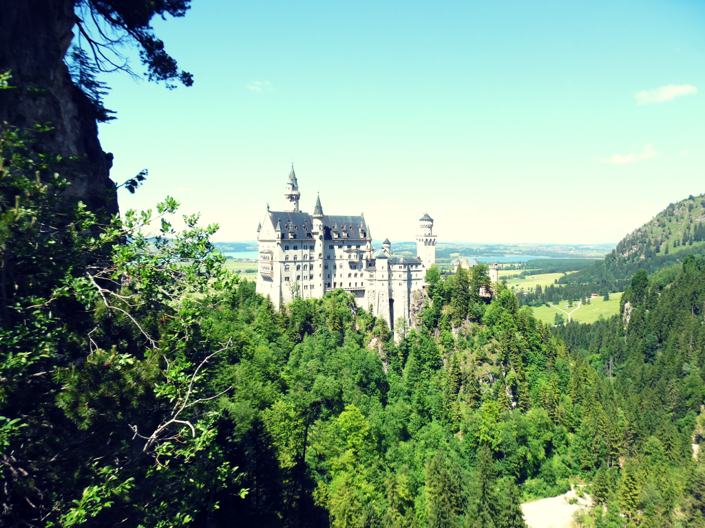 Neuschwanstein Castle, Germany - One of the unique places to visit in Europe!
