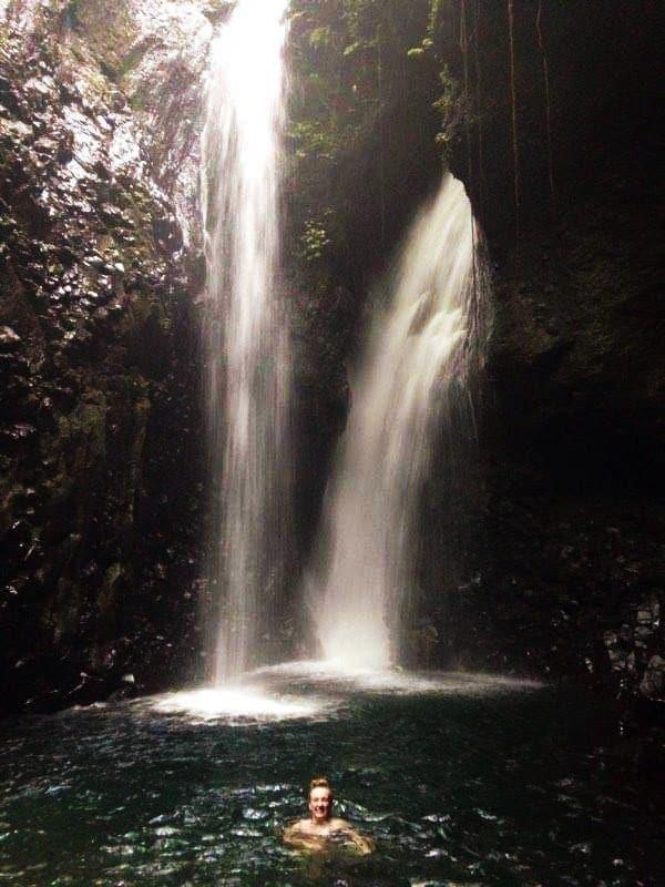Tibumana Waterfall in Bali - A bucket list for Southeast Asia!