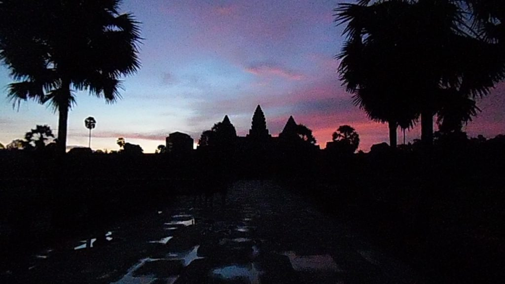 Sunrise at Angkor Wat, Cambodia - A bucket list for Southeast Asia!