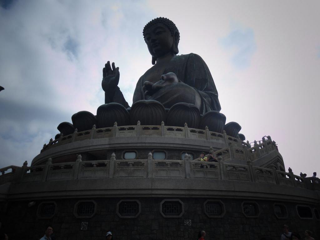 Tian Tan Buddha on Lantau Island, Hong Kong - A bucket list for Southeast Asia!