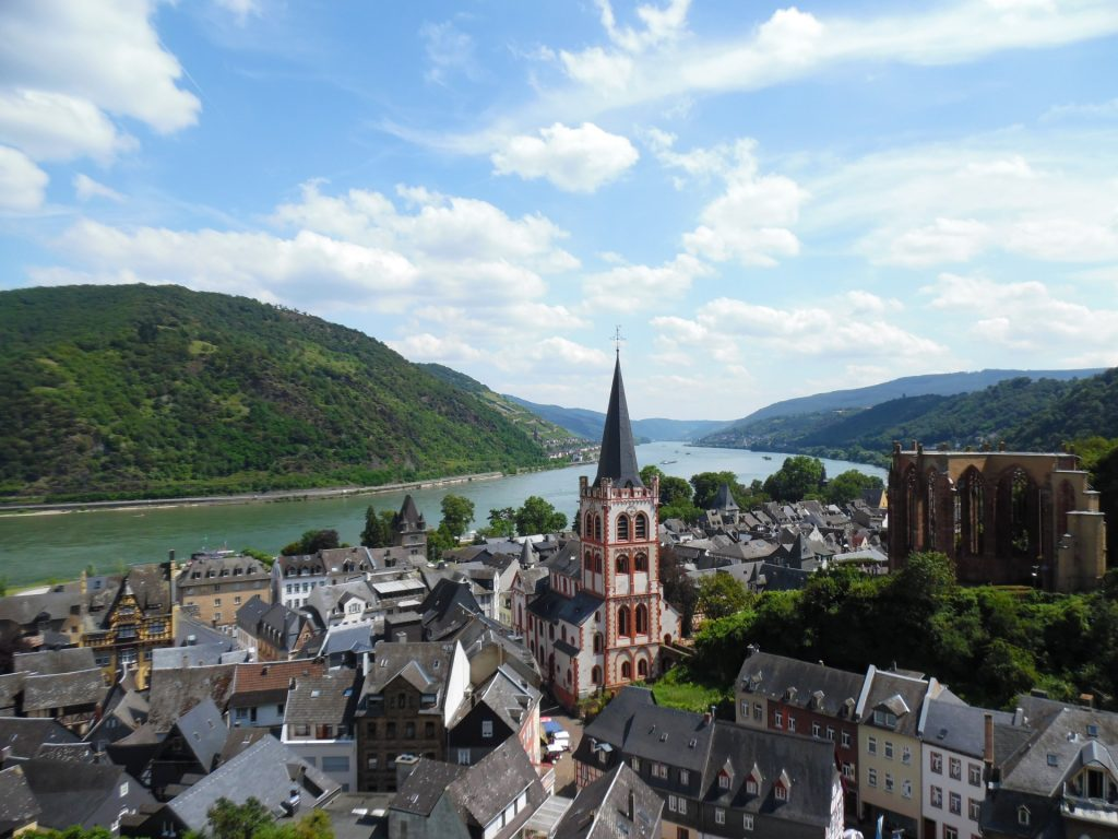 Most beautiful towns to visit in Germany - Bacharach