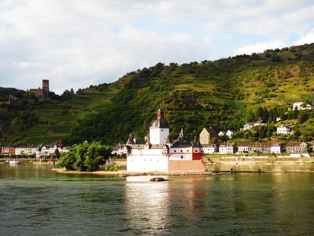 Pfalzgrafenstein Castle, near Bacharach