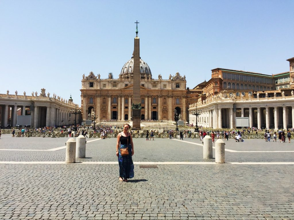The Vatican City, Rome - One of the best city break destinations in Europe.