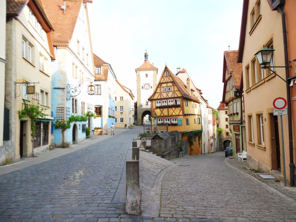 Rothenburg ob der Tauber, Germany - One of the unique places to visit in Europe!