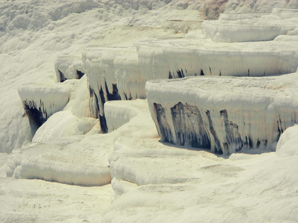 Pamukkale, Turkey - One of the unique places to visit in Europe!
