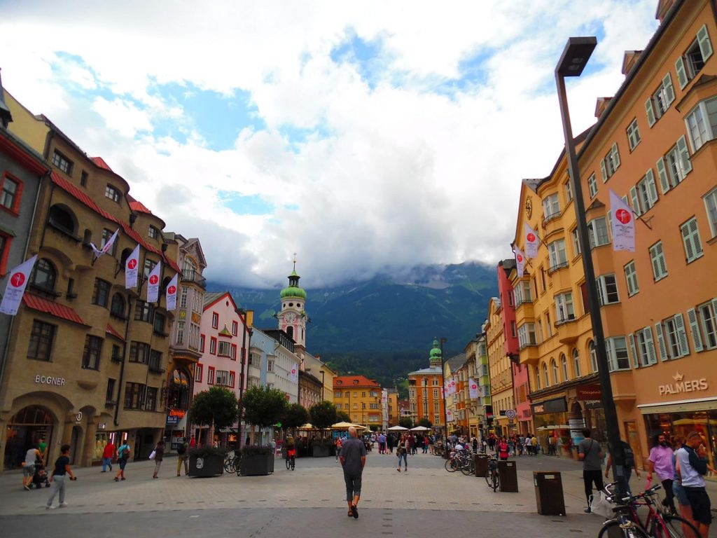 Innsbruck, Austria - One of the best city break destinations in Europe!