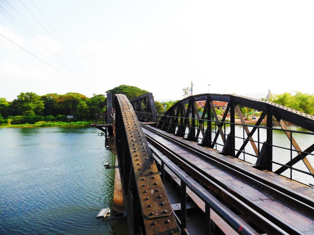 The Bridge over the River Kwai, Thailand