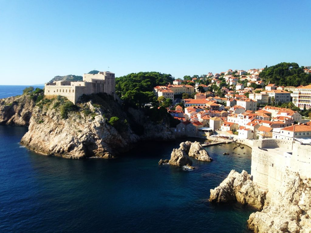 Fort Lovrijenac and Dubrovnik West Harbour - Best things to do in Dubrovnik, Croatia