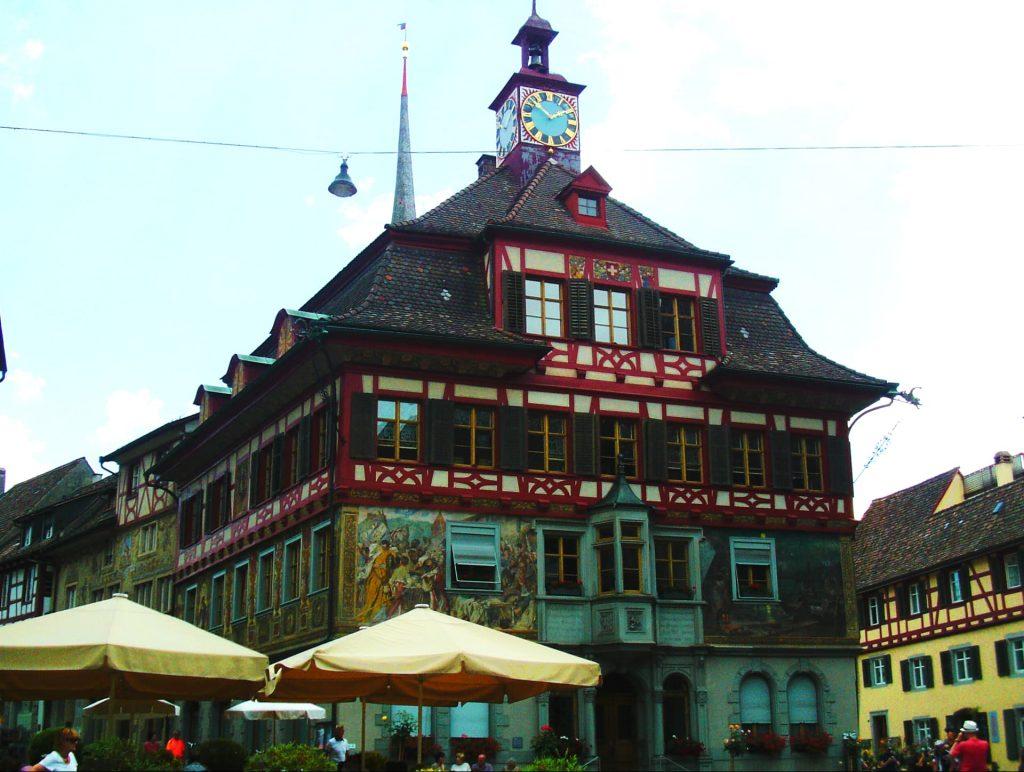 Rathaus, Stein am Rhein, Switzerland