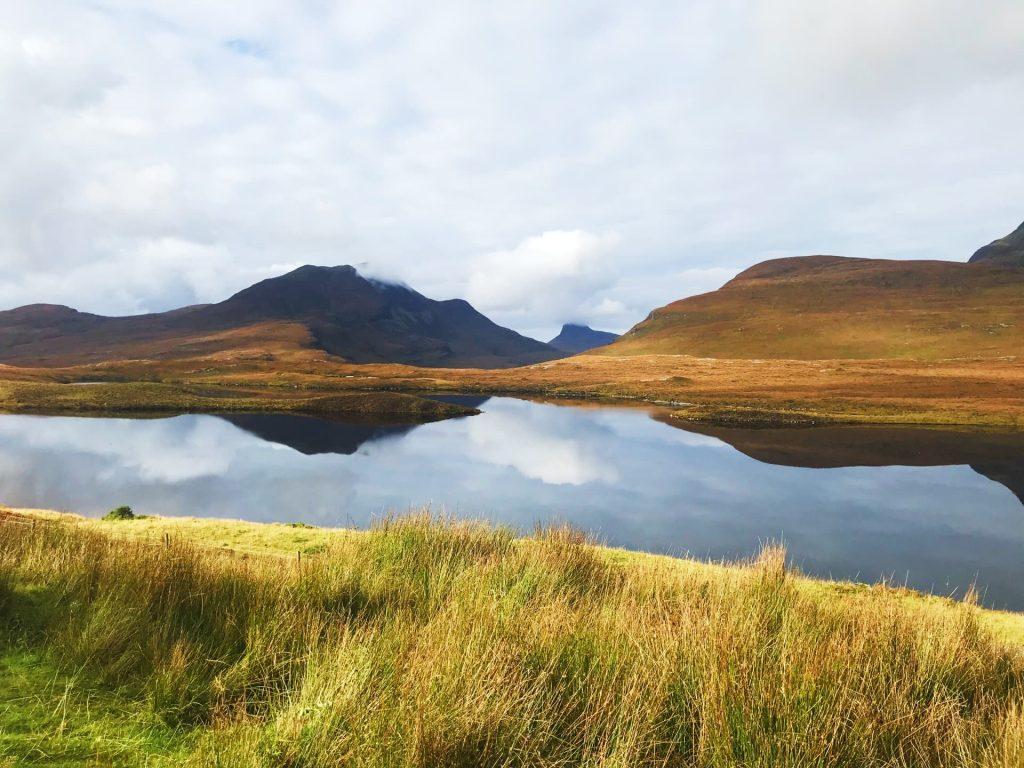 Knockan Crag National Nature Reserve, Scotland