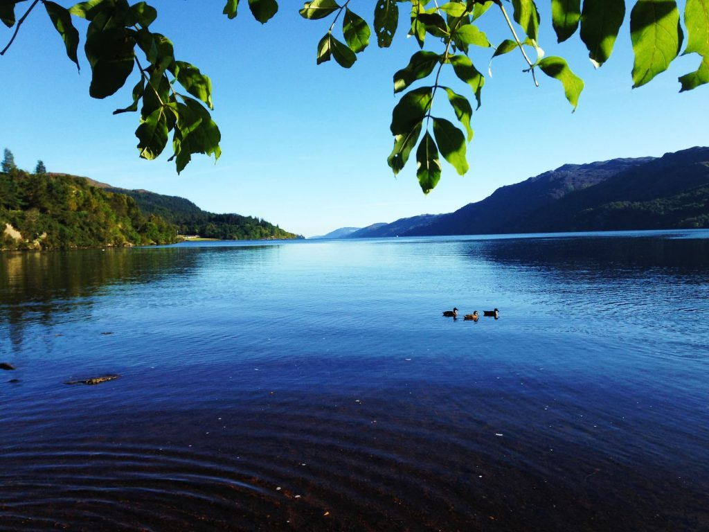 Loch Ness - One of the prettiest places in Scotland!
