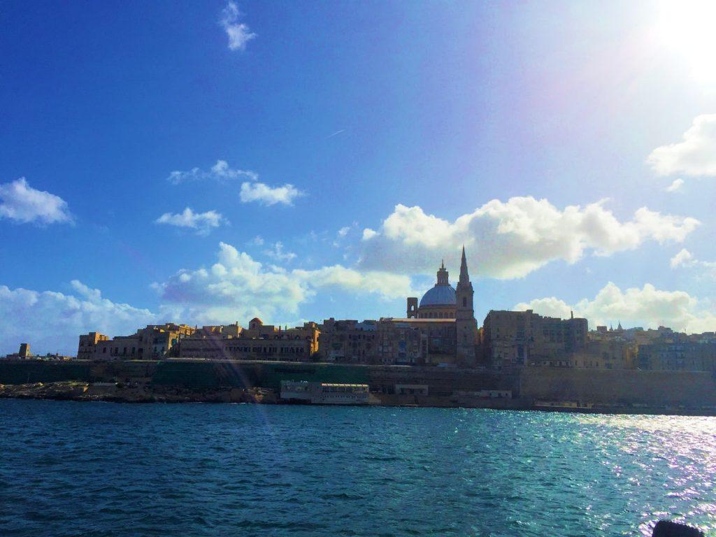 Valletta skyline, Malta