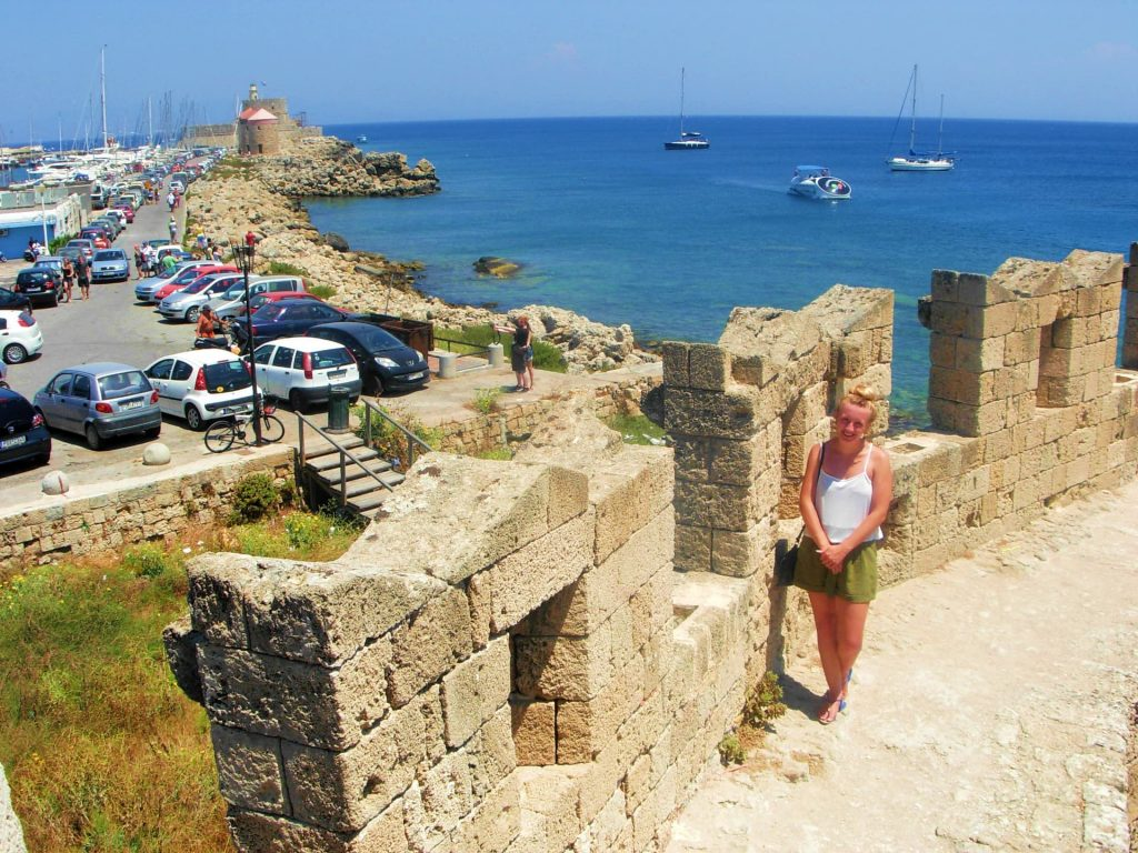 Fortifications in Rhodes - Things to do in Rhodes town, Greece
