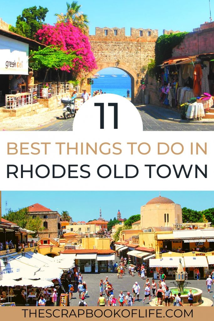 Things to do in Rhodes town, Greece