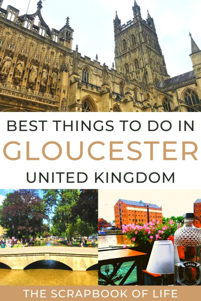 Things to do in Gloucester, UK